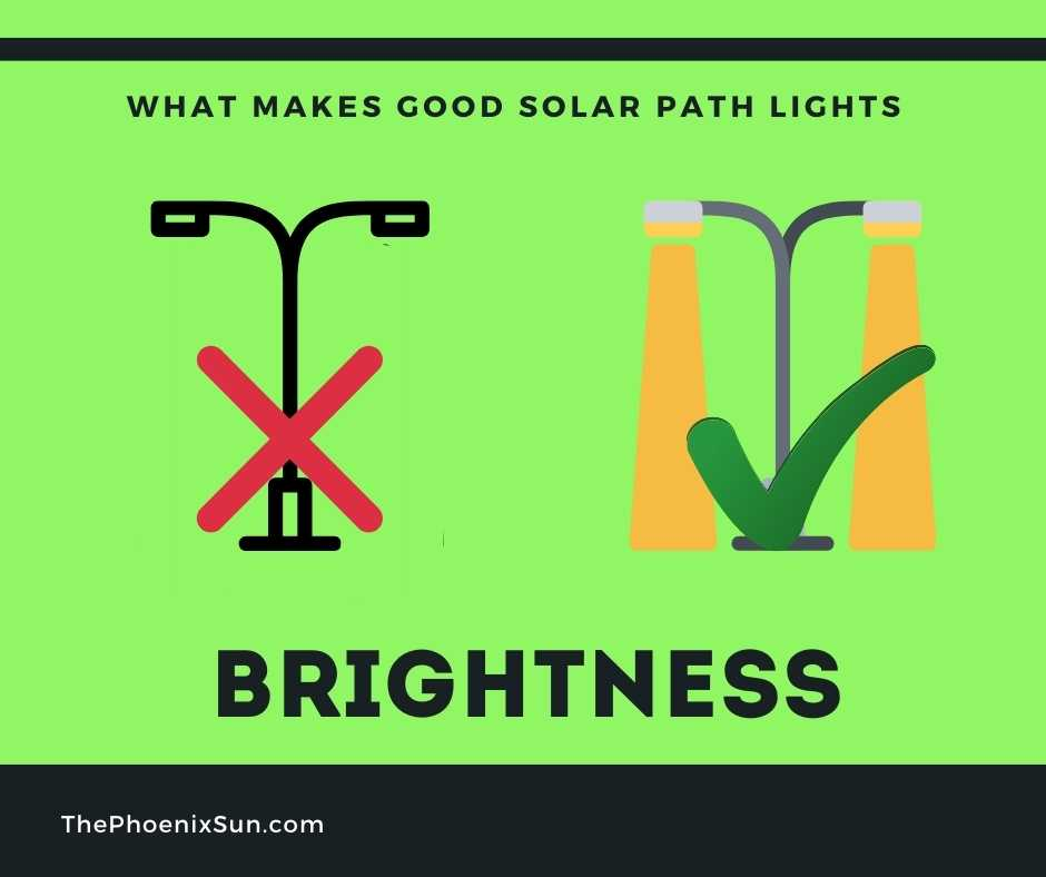 A Bright Solar Path Light Can Be Useful For People That Live in Darkness