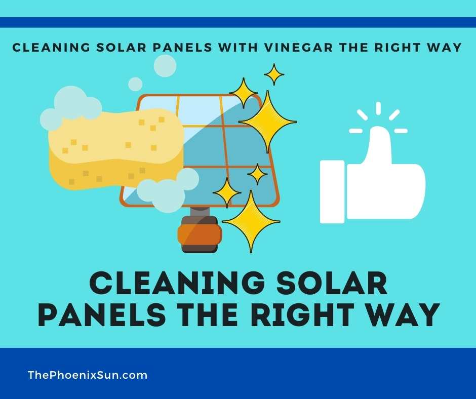 Cleaning Solar Panels The Right Way