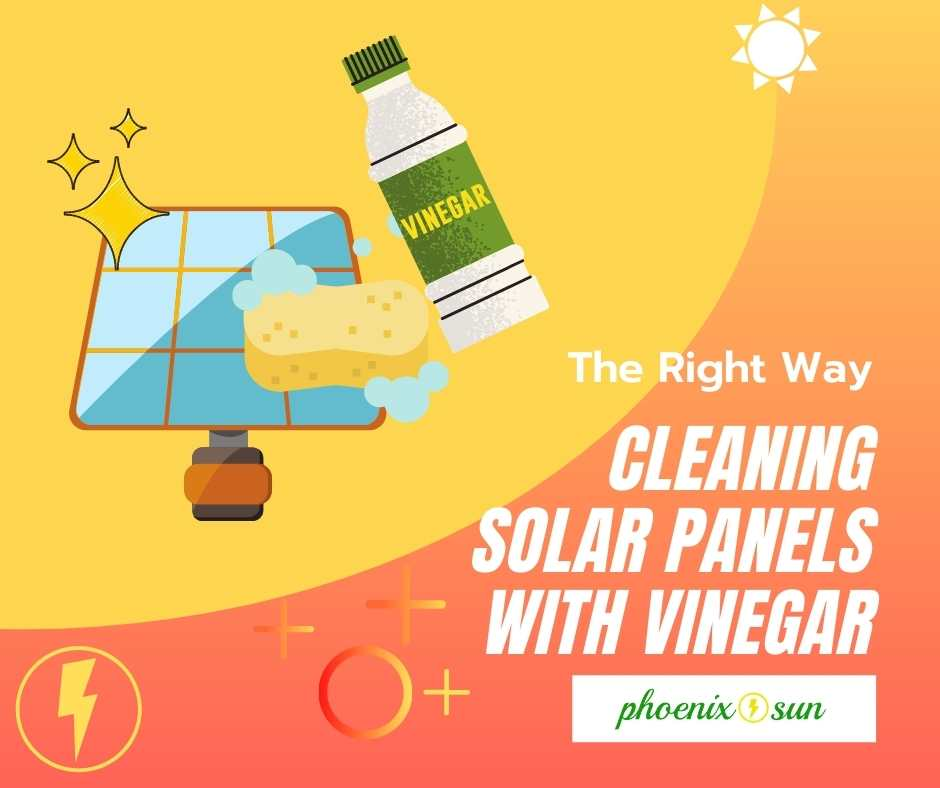 5 Free Tips For Cleaning Solar Panels With Vinegar