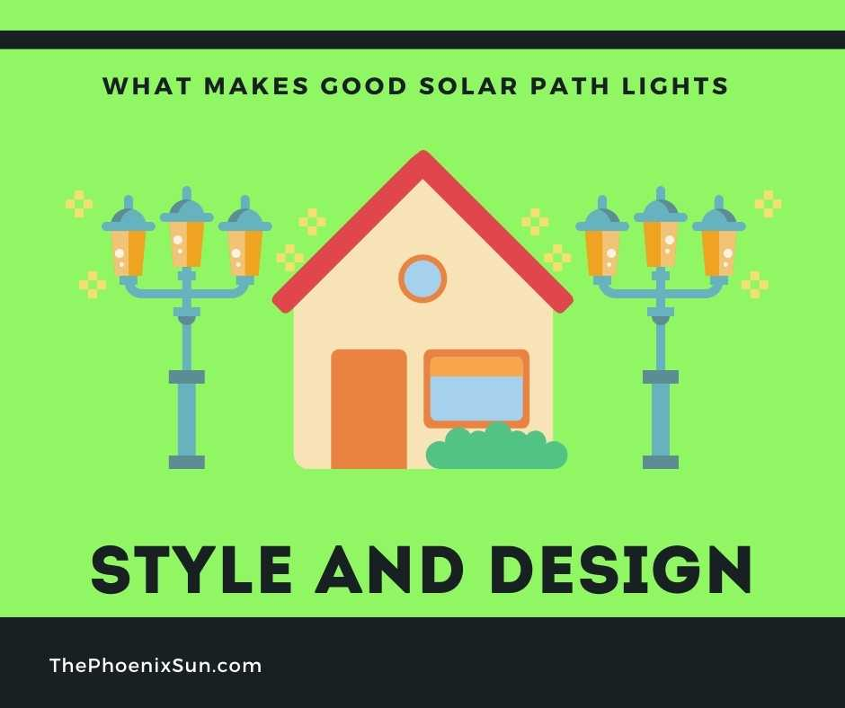 A Good Solar Path Light Gives Good Accent To Your Homes