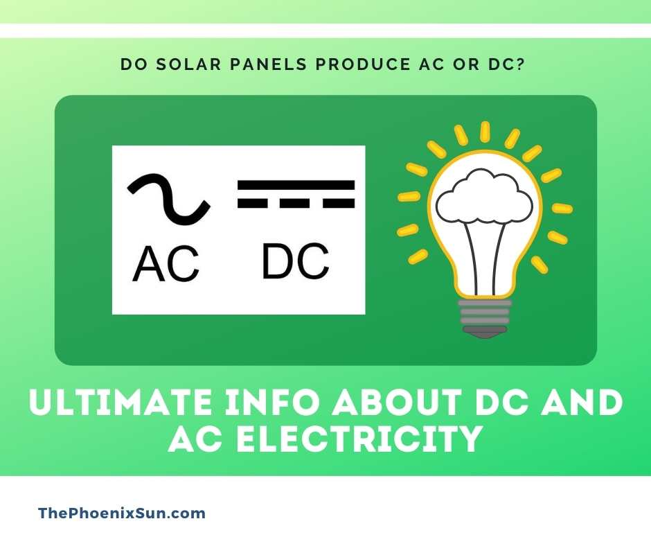 Ultimate info about DC and AC electricity