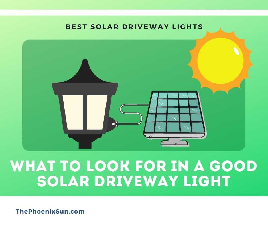 Buyer's Guide: What to look for in a good Solar Driveway Light