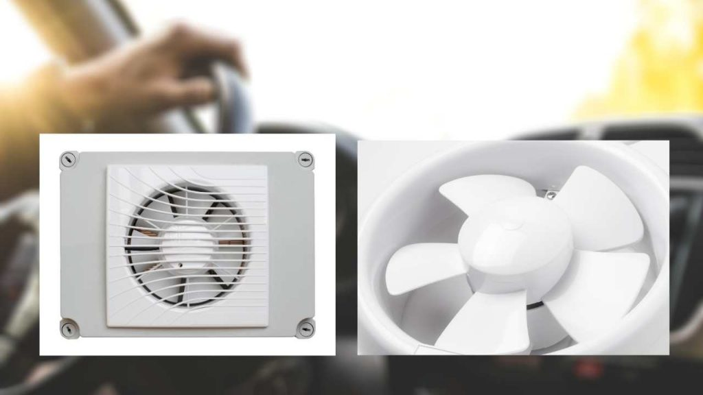 Best Solar Car Exhaust Fans