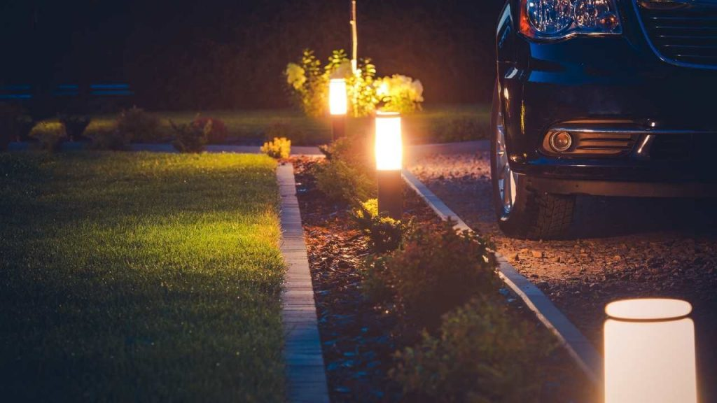 Why Do You Need Lights for the End of the Driveway?