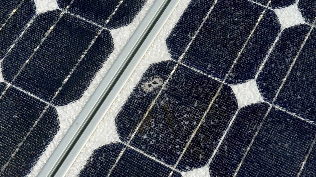 Protect Solar Panels from Hail