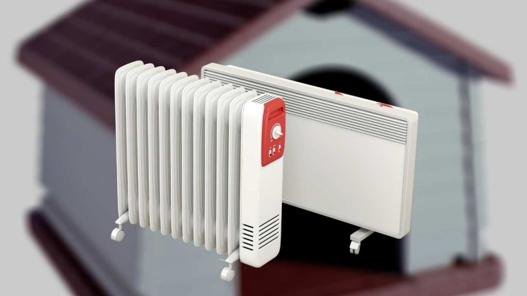 What Is a Solar Dog House Heater?