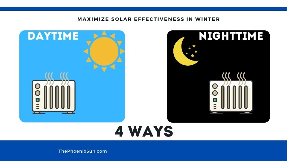 4 Ways To Maximize Solar Power Effectiveness In Winter