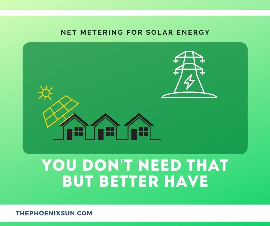 Does Solar Power Need Net Metering