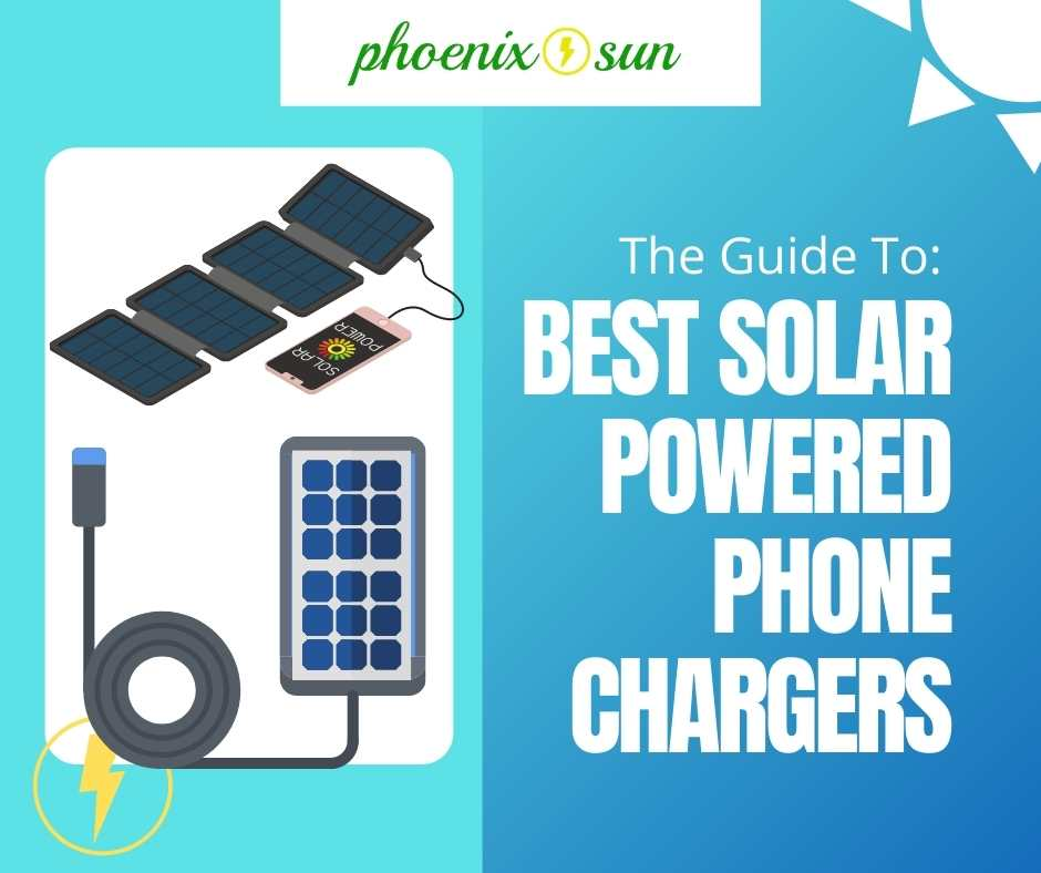 Best Solar Powered Phone Chargers