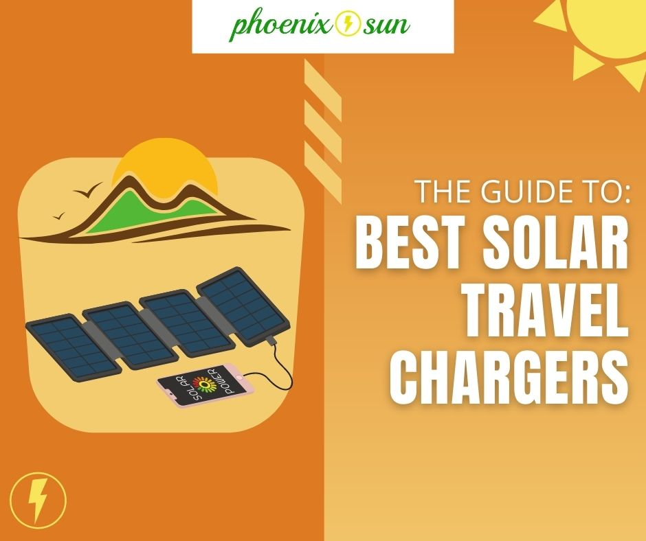 best travel solar chargers