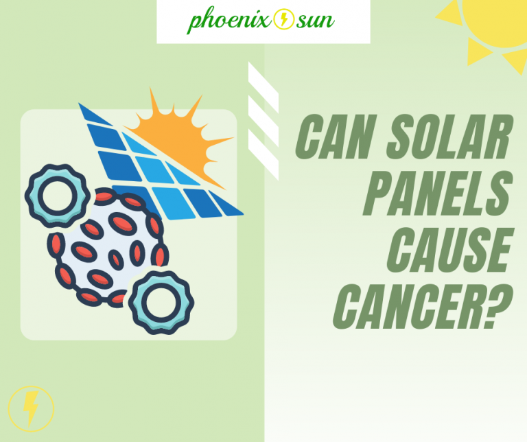 Can Solar Panels Cause Cancer