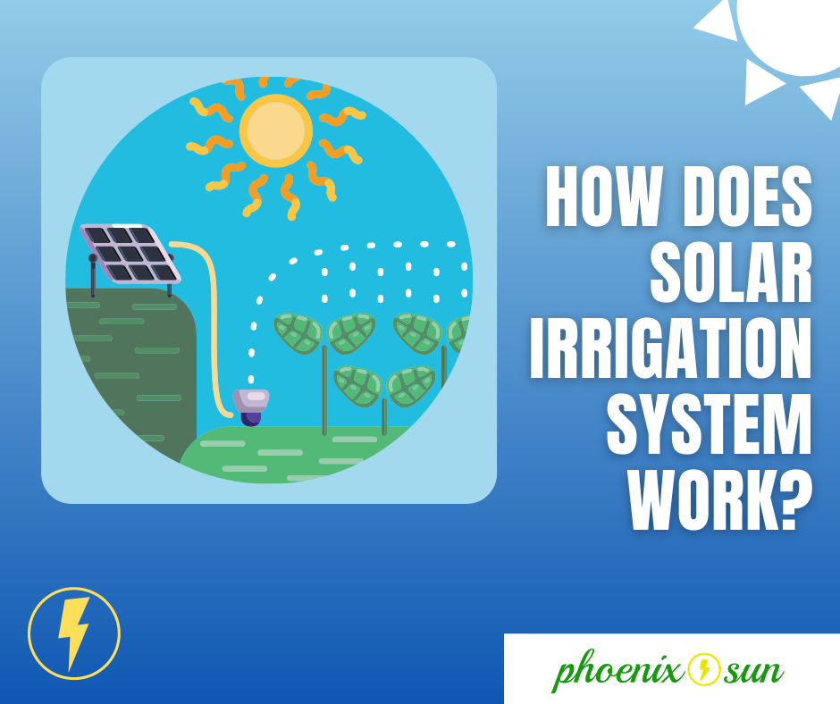 How Does Solar Irrigation System Work